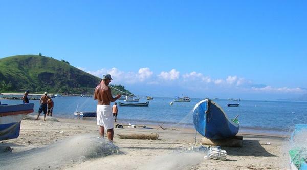 Praia do Camaroeiro - Pescadores