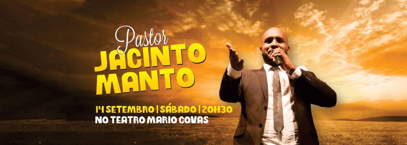 Programação Cultural Setembro 2017 - Pastor Jacinto Manto